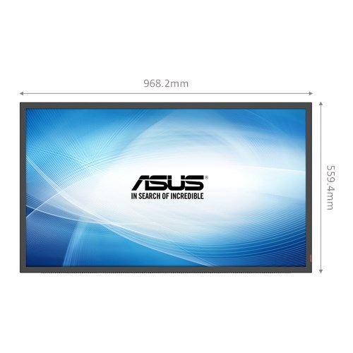 "Asus SD434-YB 43"" Commercial Display Full HD Monitor"
