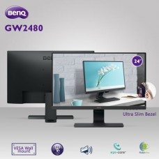 BenQ GW2480 24 inch Full HD Eye-Care Business IPS Monitor