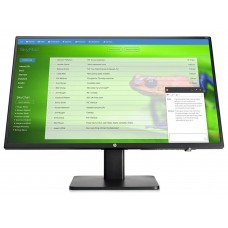 HP P241v 23.8 Inch Full HD Black Monitor