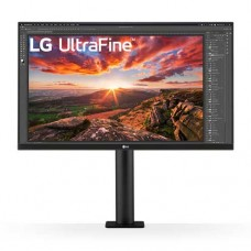 LG 27UN880 27 Inch UltraFine 4K UHD IPS Ergo Black Monitor
