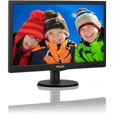 "Philips 203V5LSB2 19.5"" LCD VGA Monitor"