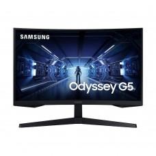 "Samsung C27G55T Odyssey G5 27"" 2K 144Hz Curved  Gaming Monitor"