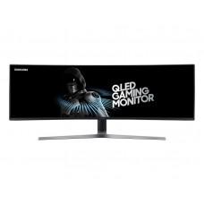 """Samsung 49"""" LC49HG90DMUXEN QLED Multitasking Gaming Monitor"""