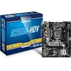 Asrock B250M-HDV USB 3.1 DDR4 Micro ATX Motherboard