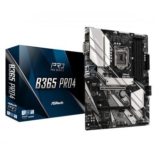 Asrock B365 Pro4 9th Gen Motherboard