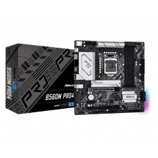 ASRock B560M Pro4 10th and 11th Micro ATX Motherboard