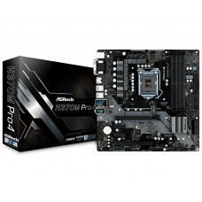 ASRock H370M Pro4 8th Gen DDR4 Motherboard