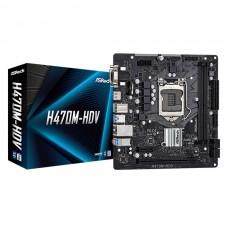 ASRock H470M-HDV 10th Gen Intel M-ATX Motherboard