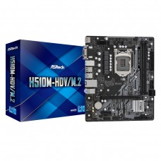 ASRock H510M-HDV/M.2 10th and 11th Gen Micro ATX Motherboard