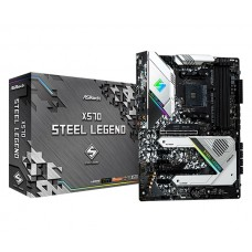 Asrock X570 Steel Legend AMD Motherboard