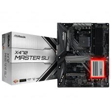 ASRock X470 Master SLI ATX AM4 AMD Motherboard