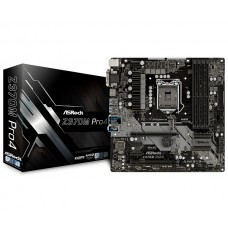Asrock Z370M Pro4 USB 3.1 8th Gen Motherboard