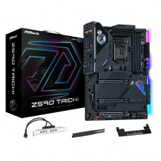 ASRock Z590 Taichi Wi-Fi 10th and 11th Gen ATX Motherboard