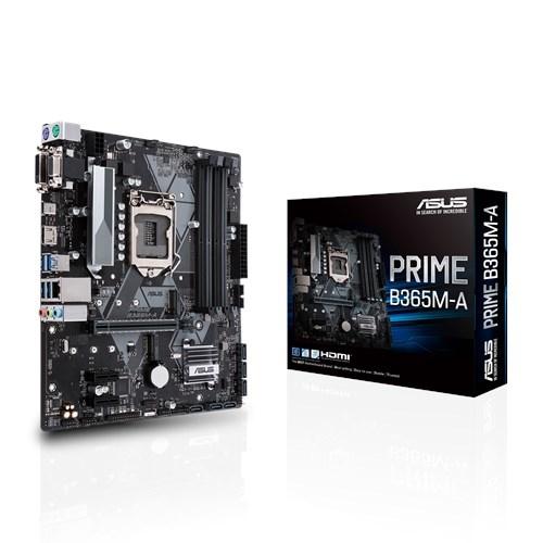 Asus Prime B365M-A DDR4 9th Gen Motherboard
