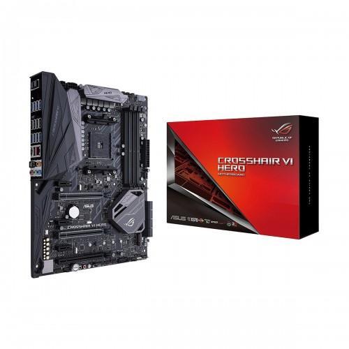 Asus ROG CROSSHAIR VI HERO AMD X370 ATX Gaming Motherboard
