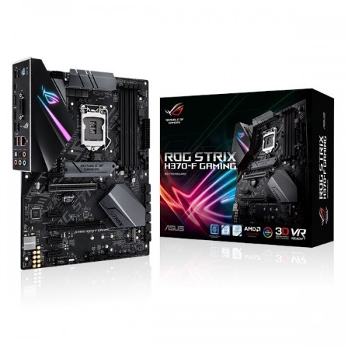 Asus Rog Strix H370-F 8th Gen Gaming Motherboard