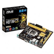 ASUS H81M-CS 4th Gen Intel Motherboard