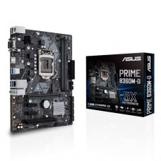 Asus PRIME B360M-D 8th Gen mATX Motherboard