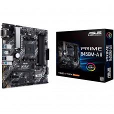 Asus Prime B450M-A II AM4 Micro-ATX AMD Motherboard