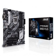 Asus PRIME B460-PLUS Intel 10th Gen ATX Motherboard