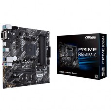 Asus Prime B550M-K AM4 Micro ATX AMD Motherboard