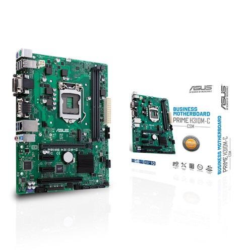 Asus PRIME H310M-C/CSM 8th Gen Micro-ATX Motherboard