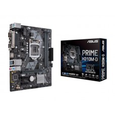 Asus PRIME H310M-D 8th Gen mATX Motherboard