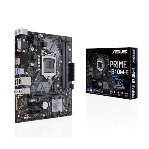 Asus PRIME H310M-E 8th Gen mATX Motherboard