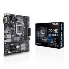 Asus PRIME H310M-K 8th Gen mATX Motherboard