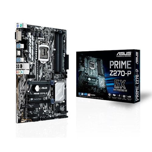 ASUS PRIME Z270-P 7th/6th Gen ATX Motherboard