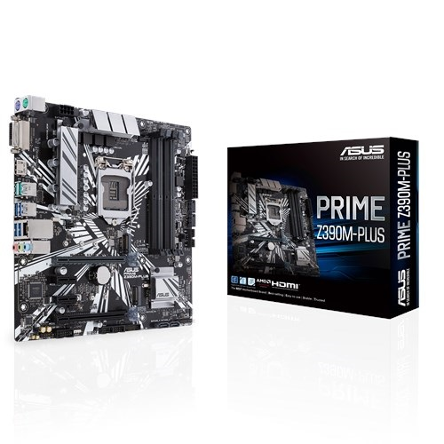 Asus Prime Z390m Plus 9th Gen Motherboard Price In Bd