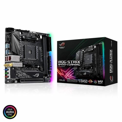 Asus ROG STRIX B450-I GAMING AMD Mini ITX Motherboard