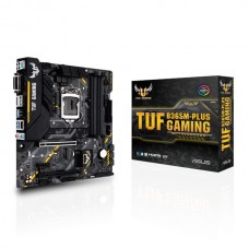 Asus TUF B365M-Plus Gaming LGA1151 9TH Gen Micro ATX Motherboard