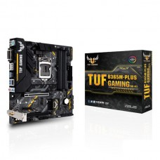 Asus TUF B365M-Plus Gaming Wi-Fi LGA1151 9TH Gen Micro ATX Motherboard