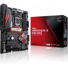 Asus Rog Z370 Maximus X Hero 8th Gen ATX Motherboard
