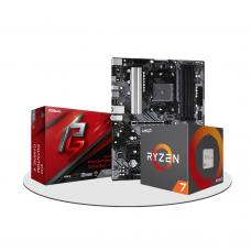 Ryzen 7 3800X & ASRock B550 Phantom Gaming 4 Eid Special Combo