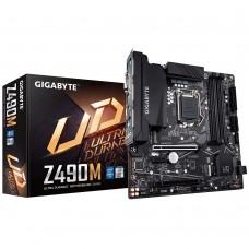 Gigabyte Z490M DDR4 10th Gen Intel LGA1200 Socket Micro ATX Mainboard