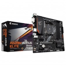 Gigabyte A520M Aorus Elite AMD AM4 ATX Gaming Motherboard
