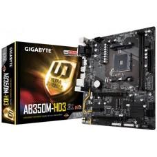Gigabyte AB350M HD3 AMD Motherboard
