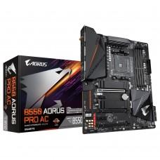 Gigabyte Aorus B550 Pro AC AMD 3rd Gen Wi-Fi Motherboard