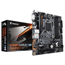 Gigabyte B360M AORUS GAMING 3 8th Gen Motherboard