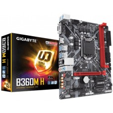 Gigabyte B360M H Ultra Durable 9th Gen Motherboard