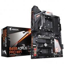 Gigabyte B450 AORUS PRO WIFI AMD ATX Motherboard