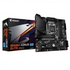 Gigabyte B560M AORUS ELITE Intel 10th and 11th Gen Micro ATX Motherboard