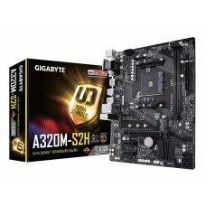 Gigabyte GA-A320M-S2H AMD Micro ATX Motherboard