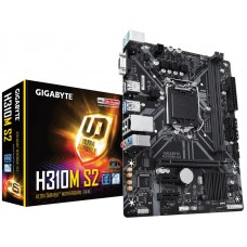 Gigabyte H310M S2 8th Gen Micro ATX Motherboard