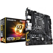 Gigabyte H370M D3H Ultra Durable 8th Gen Motherboard