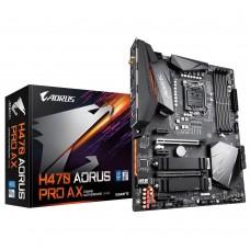 Gigabyte H470 Aorus Pro AX 10th Gen WiFi ATX Motherboard