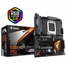 Gigabyte X399 AORUS PRO DDR4 AMD TR4 Socket Motherboard