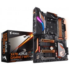 Gigabyte X470 AORUS GAMING 7 WIFI AM4 AMD ATX Motherboard